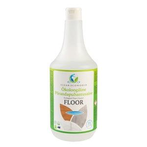 Põrandapuhastusvahend FLOOR 1l - Looduslikud puhastusvahendid