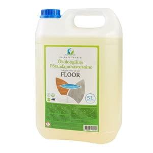 Põrandapuhastusaine FLOOR 5l - Looduslikud puhastusvahendid