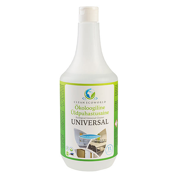 Üldpuhastusvahend UNIVERSAL 1l - Looduslikud puhastusvahendid