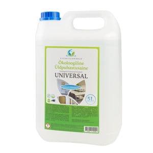 Üldpuhastusvahend UNIVERSAL 5l - Looduslikud puhastusvahendid